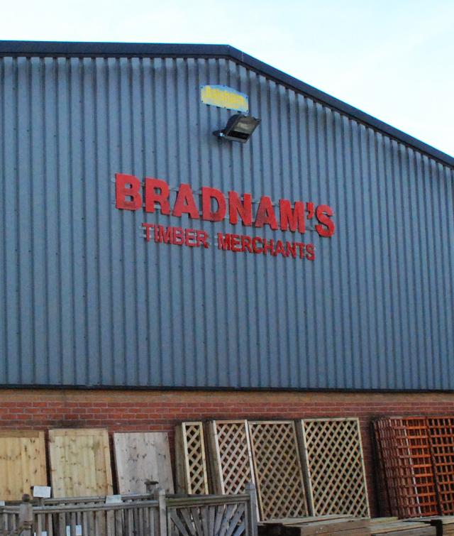 Bradnam's building
